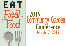 Ninth Annual Community Garden Conference