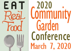 10th Annual Community Garden Conference