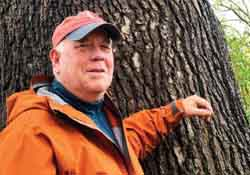Forest Bathing with Rich Collins, ANFT Guide at Willowwood Arboretum