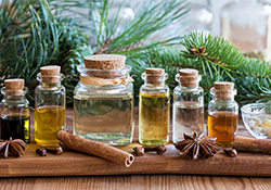 Make & Take Essential Oil Holiday Gifts