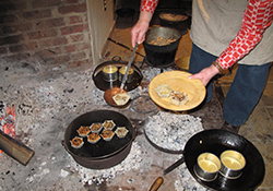Mini-Camp: Recipes for Adventure - Cooking on the Open Hearth