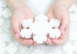 Snowy Snowflakes