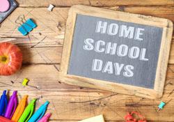 Spring Virtual Home School Days