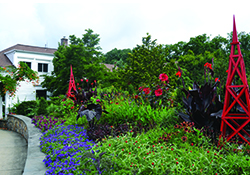 What's in Bloom Tour of the Frelinghuysen Arboretum